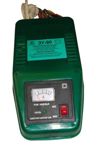 Зарядное устройство зу-90м.