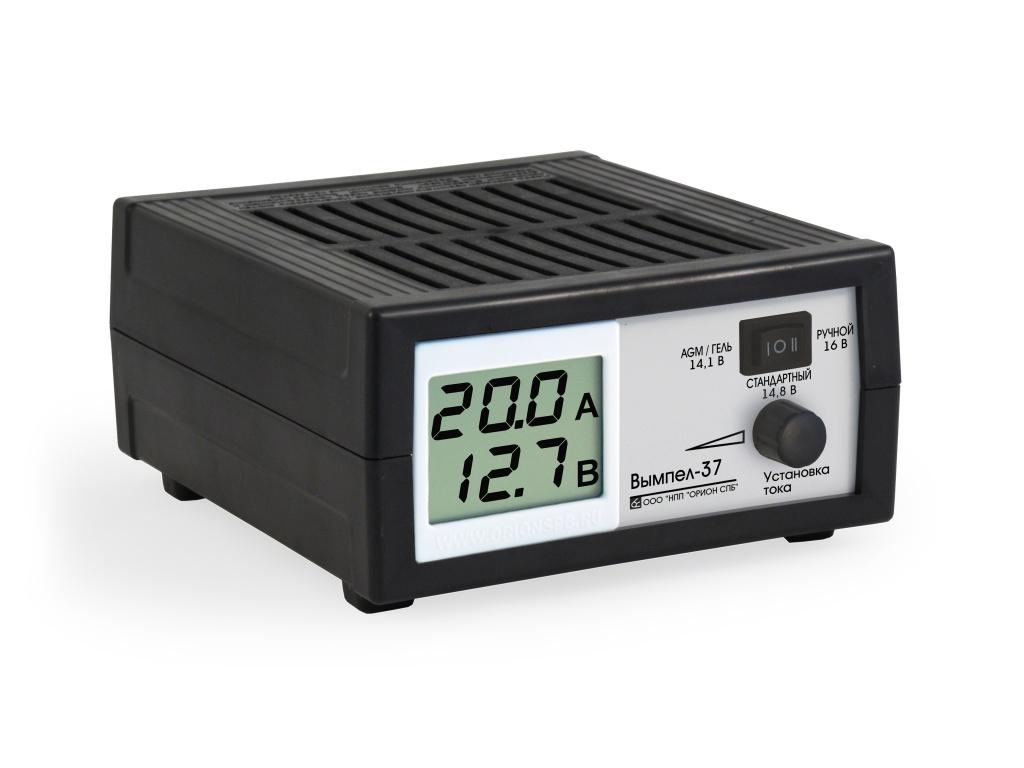 Зарядные устройства для кальциевых автомобильных аккумуляторов